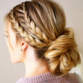Easy Updo Hairstyles For Medium Length Hair To Do At Home