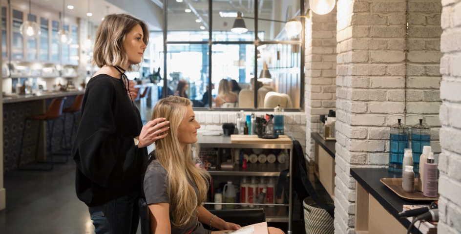 hairdresser in Australia