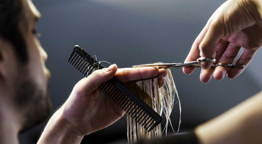 become a hairdresser